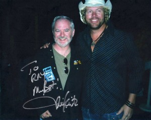 Toby Keith in SF 2003